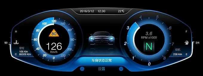 車載電子產品設計